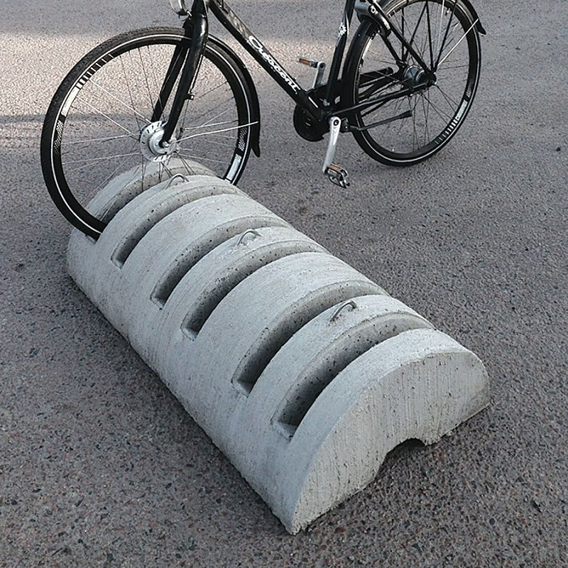 Cykelställ - betong