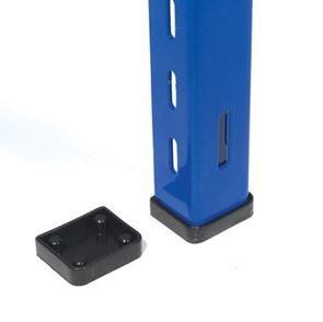 Bilde av Gerdmanshyllen – gulvbeskyttelse, for vertikal stolpe, bygger 2 mm