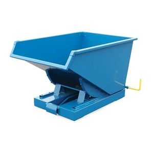 Tippcontainer Premium, volum 600 liter