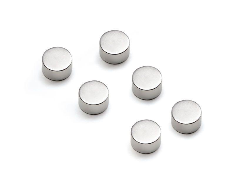 Ubrugte Stærke Magneter Til Glastavle | 2 Størrelser | Fri Fragt | Gerdmans OM-43