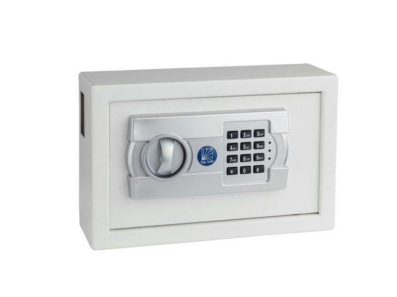 Populära Nyckelskåp Top med elektroniskt kodlås, med deponeringsinkast AA-11