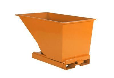 Tippcontainer Argos 600 L, LxBxH 1525x865x870 mm, orange