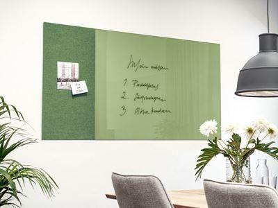 Whiteboard glas Mood Fabric