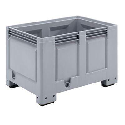 Pallcontainer Big Box, 535 liter, utan medar