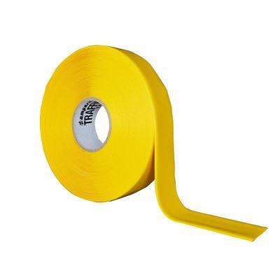 Gulvmarkeringstape Rig, ekstra stærk, L 30 m/rulle, B 50 mm, gul