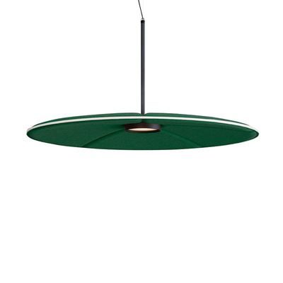 Lydabsorbent Lily lampe
